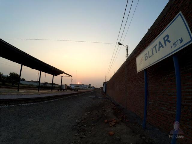 Stasiun Kereta Api Kota Blitar