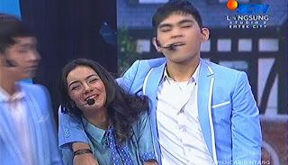 SCTV Mencari Bintang Bryan Domani-Ersya Aurelia SAHABAT JADI CINTA