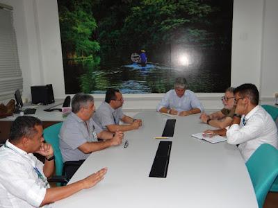 CPRM participa de reunião para discutir parceria com SUDAM