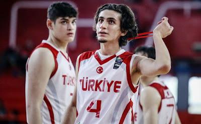 FIBA U17 World Cup Türkiye - Avustralya Ömer Yasir Küçük