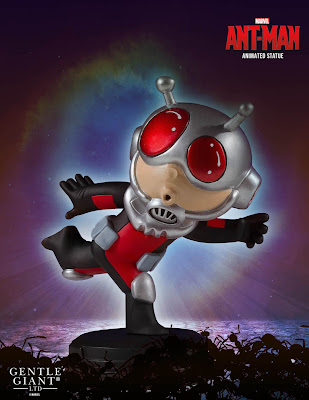 Ant-Man Animated Marvel Mini Statue by Skottie Young & Gentle Giant