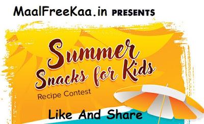 Summer Recipe Kids