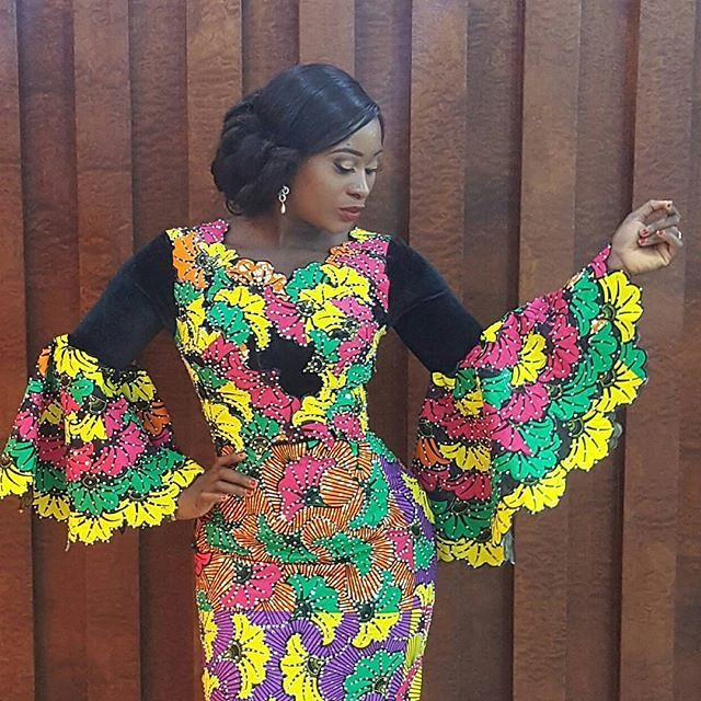 Latest Ankara Long Gown Styles For Ladies - DeZango Fashion Zone