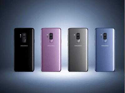 Samsung Galaxy S9 silence apres mode sonnerie
