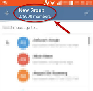 launched 5000 member supergroups and pinned posts