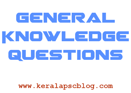 Geography General Knowledge Questions