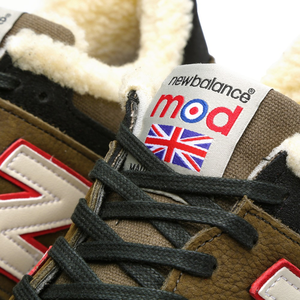 New Balance M576 MOD - Made in England - Limited Edition | Music Review - Mod Punk Pack ( 10 Pics )