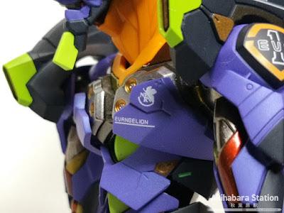 Review de Metal Build Eva-01 Test Type de Evangelion - Tamashii Nations