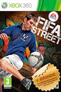 FIFA Street (X-BOX360) 2012