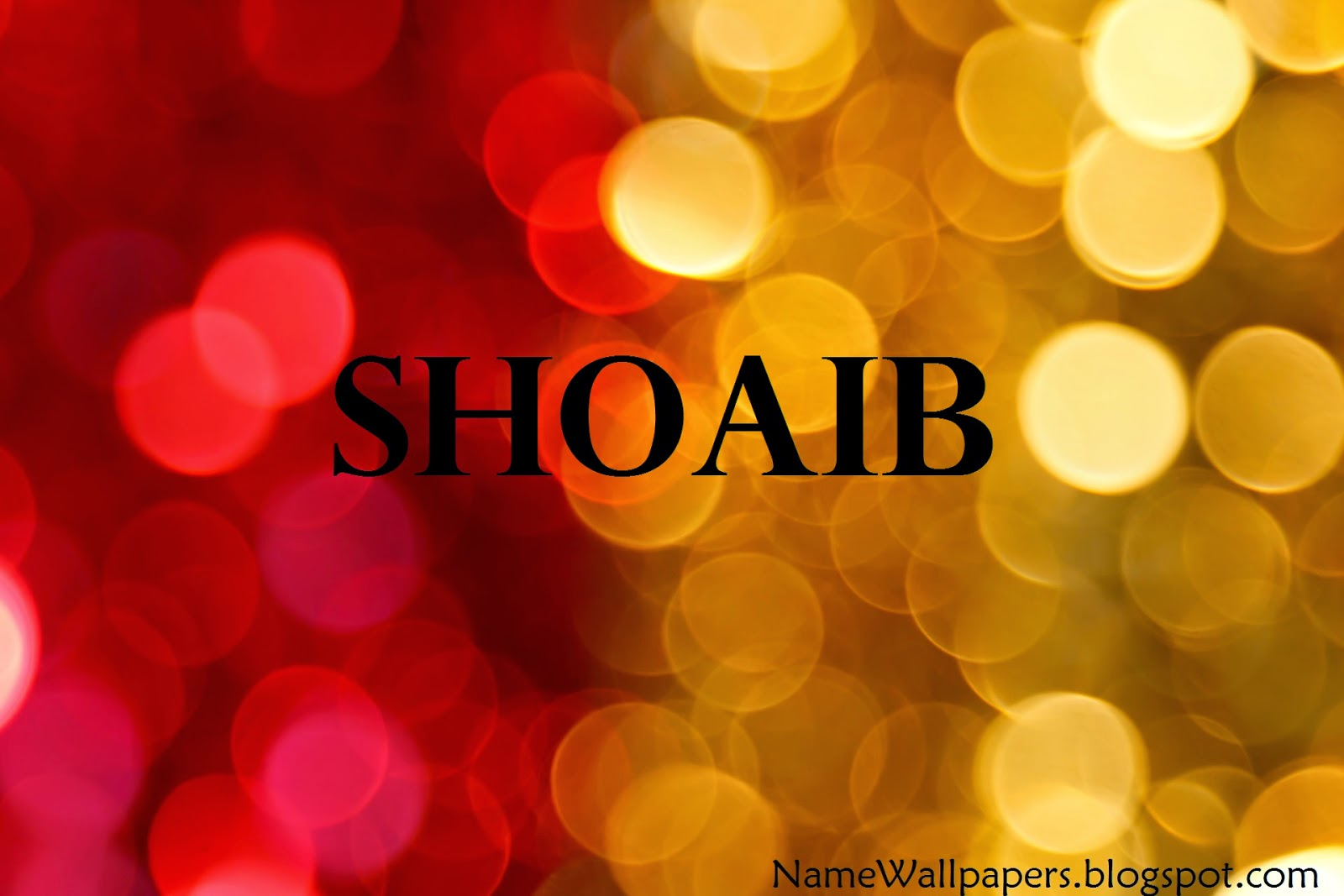 wallpaper name shoaib