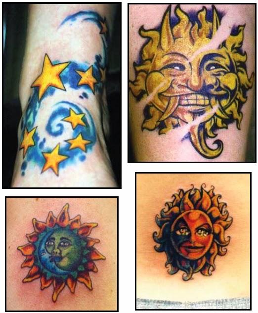 Tatouages toiles tatouage signification - Signification tatouage etoile ...