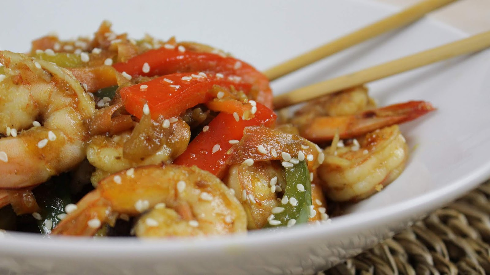 Receta wok verduras soja