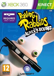 Raving Rabbids: Alive & Kicking (X-BOX360) 2011