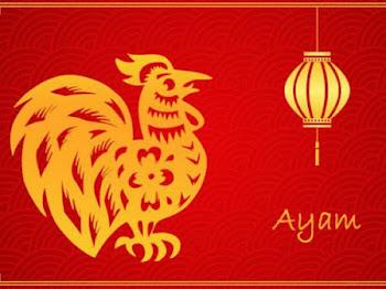 Selamat Tahun Baru Cina 2017