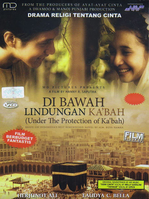 Di Bawah Lindungan Ka'bah (2011) DVDRip