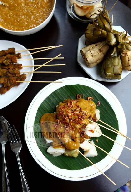Resep Sate Padang Favorit Abang JTT