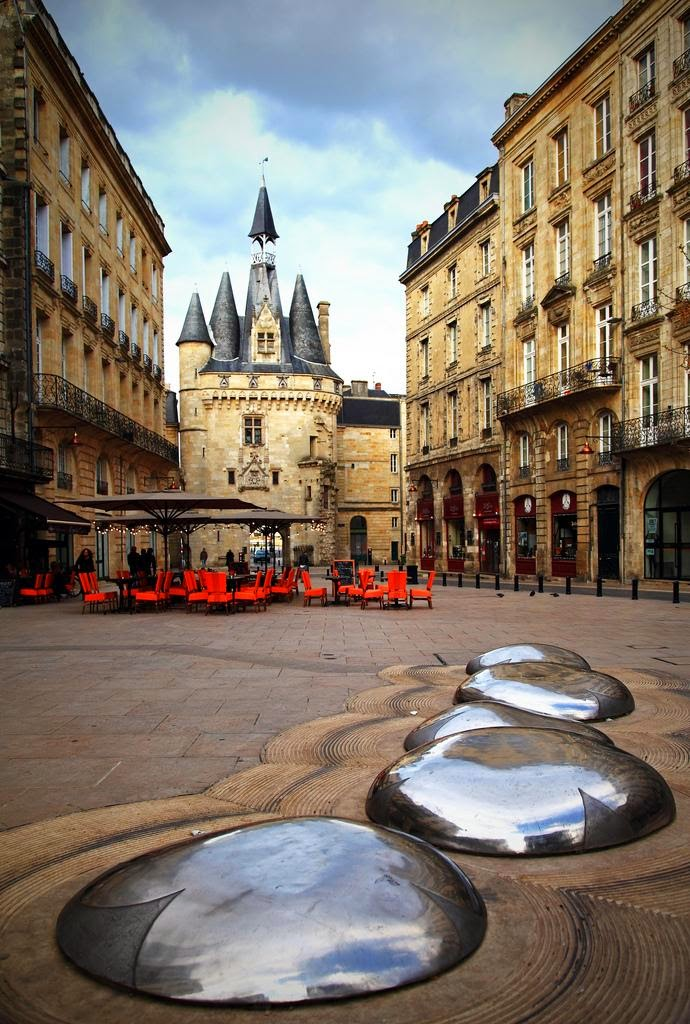 10 Hottest Summer Destinations In Europe | Porte Cailhau, Bordeaux, France