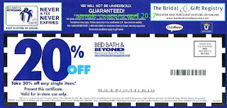 Bed Bath and Beyond coupons for april 2017