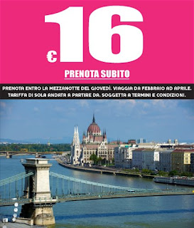 weekend budapest low cost