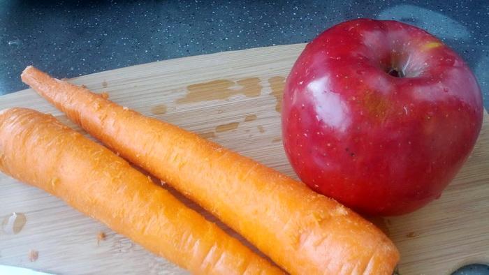 Manfaat minum jus wortel dan apel setiap hari