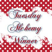 7/31/12 Tuesday Alchemy Winner!