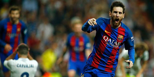 Bantai Madrid 3-0 Merupakan Hal Sepele Bagi Messi