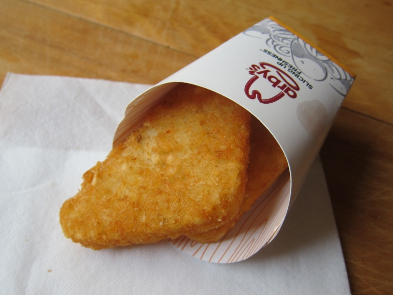 Fast Food Hash Browns