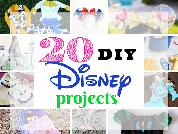 Disney DIY Costumes and Projects You Have to Try