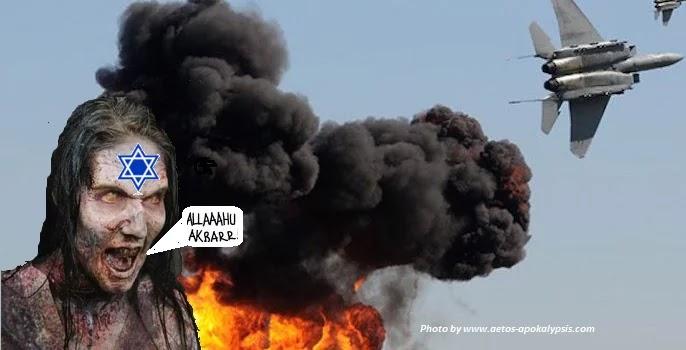 Οι Ρώσοι βομβάρδισαν δίχως έλεος τους τζιχαντιστές στην Ιντλίμπ (βίντεο)