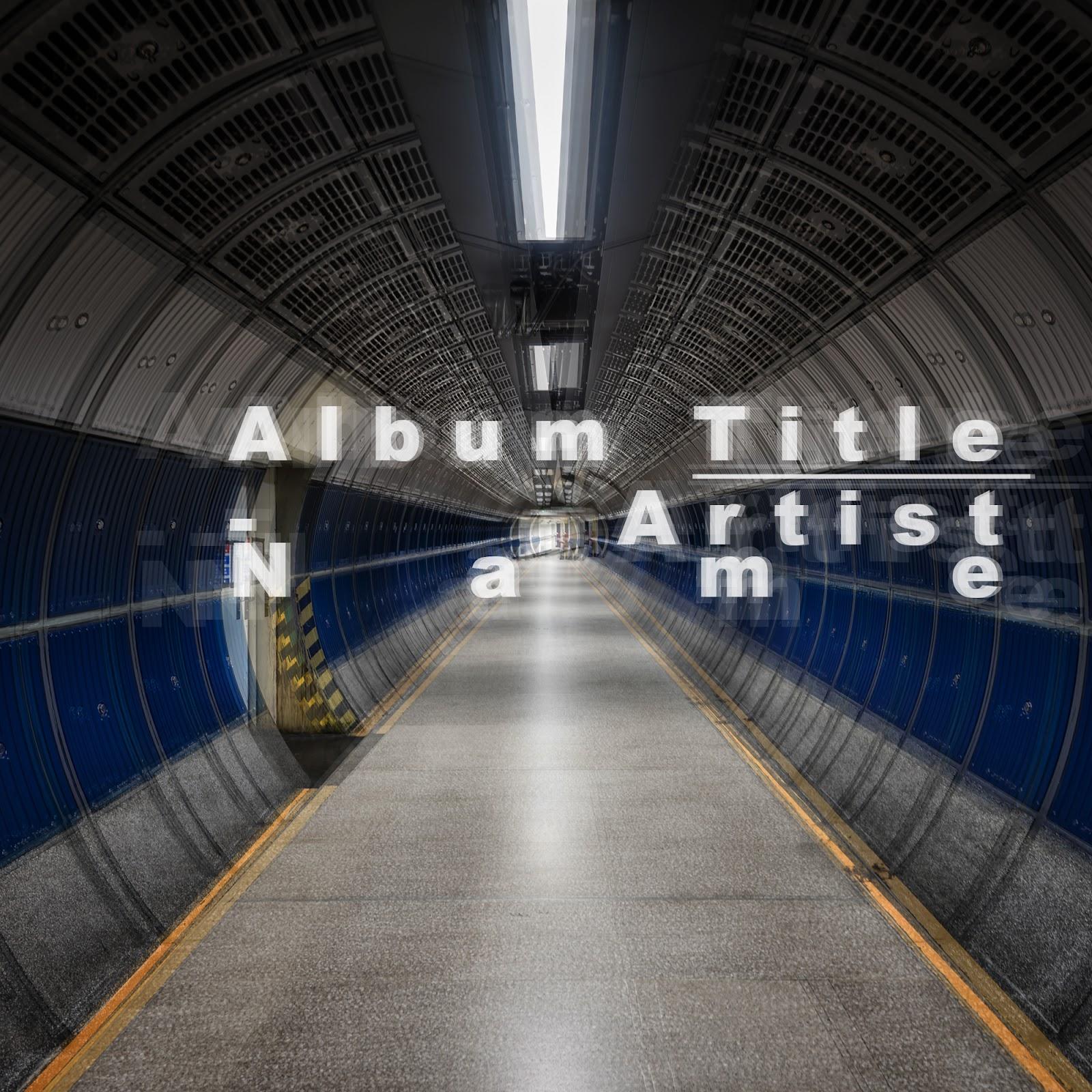 how to create album cover art