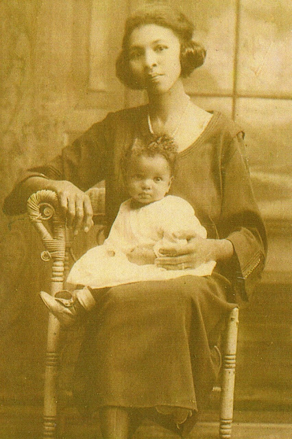 52 Ancestors 2018 Edition: Week #1 Ophelia Jones Bryant --How Did I Get Here? My Amazing Genealogy Journey