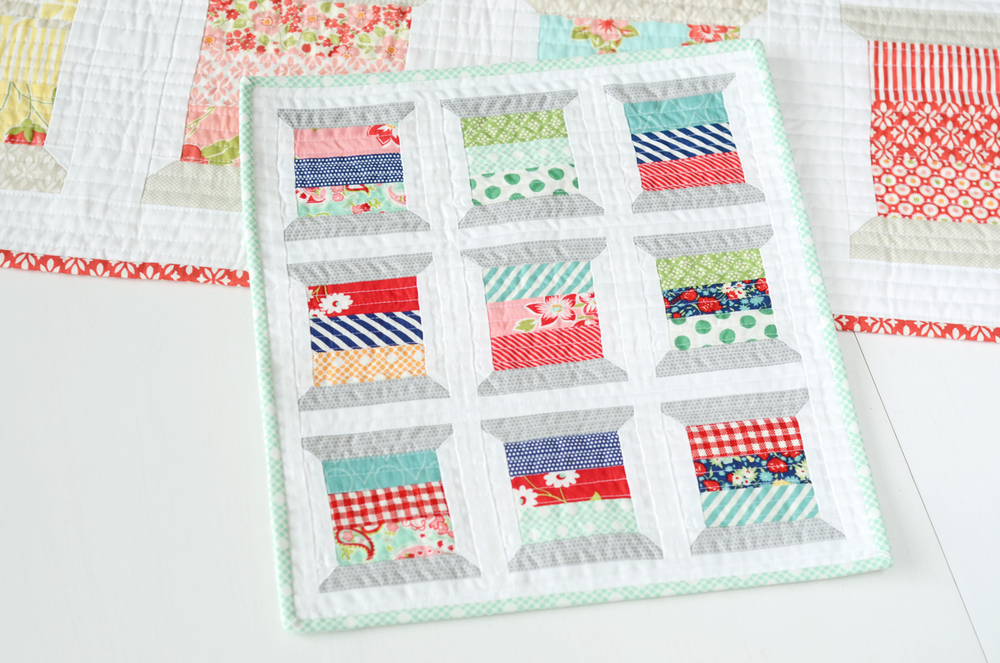 A Bright Corner Five Friday Favorites Favorite Mini Quilts