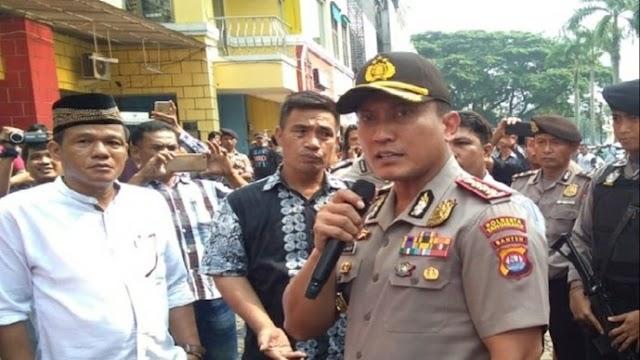 Kapolres Kota Tangerang Tinjau Terjadinya Perkelahian Di Karaoke Locus Cikupa