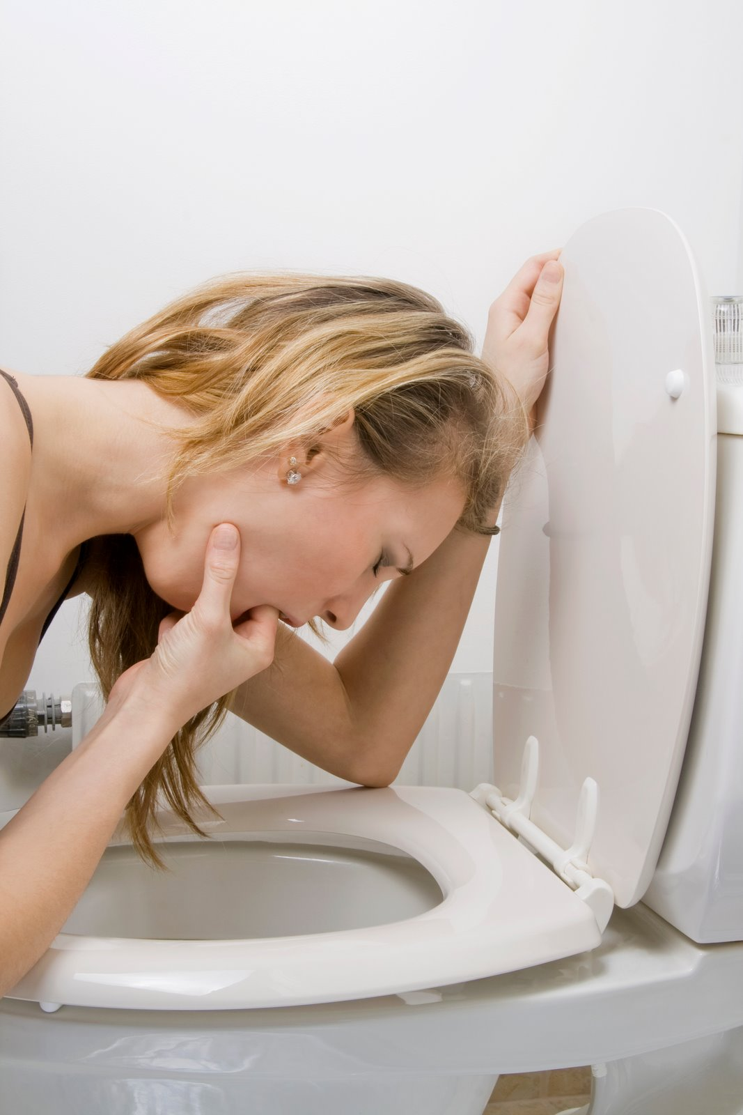 Bulimic blonde extreme vomiting compilation emetophilia - 3 1