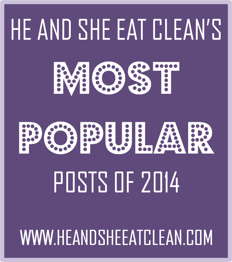 She Posts Statuses Like This Nearly Every Day Has An: He And She Eat Clean's MOST POPULAR Posts Of 2014!