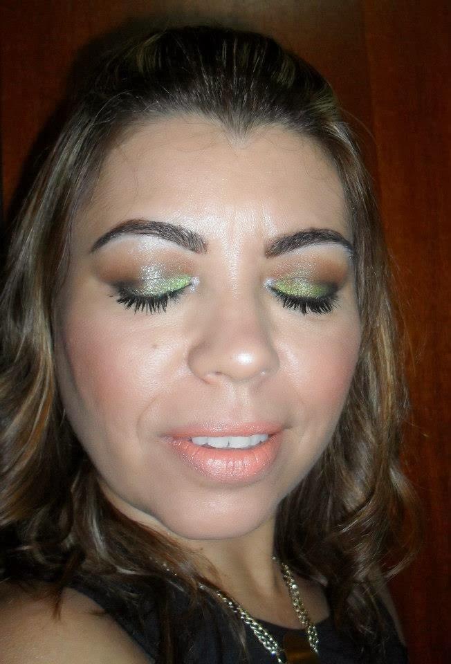 Makeup Andréa Gonçalves