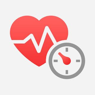 تطبيق مراقبة الصحة (ضغط الدم&الرؤية)