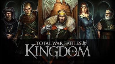 TOTAL WAR BATTLES: KINGDOM MOD APK + OBB FOR ANDROID