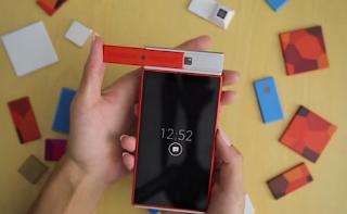 Smartphone Bongkar Pasang Buatan Google Mulai Dijual Tahun 2017, Tertarik?