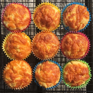 Muffins are easy to make, so these cheesey sweetcorn muffins would be a great quick bake when planning a picnic