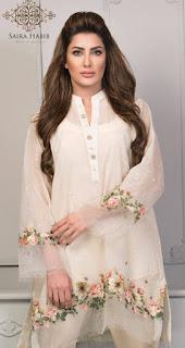 Saira Habib Lawn Eid Collection 2016-2017