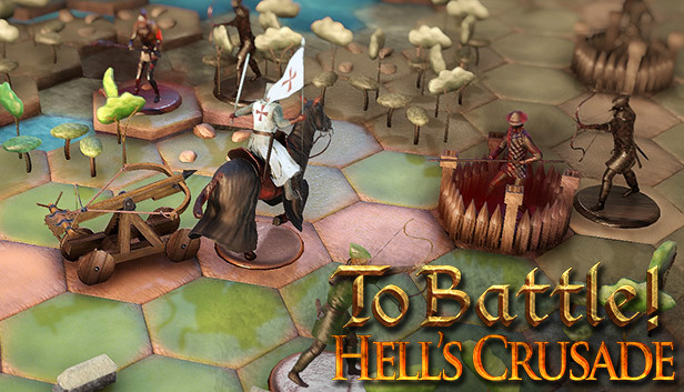 To Battle Hells Crusade PC Game Download
