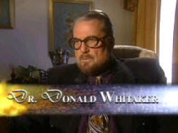 Dr Donald Whitaker divine revelation