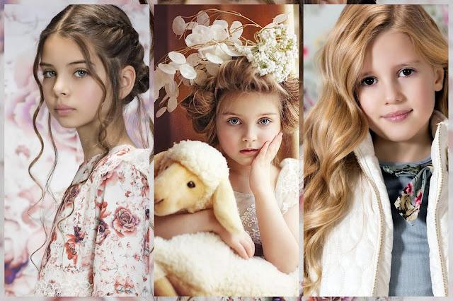 peinado para nenas