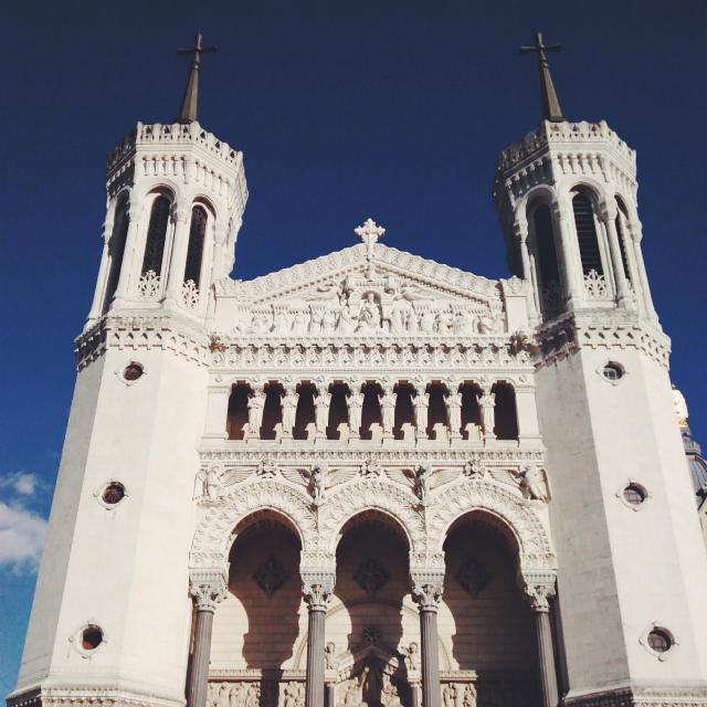 Basílica de Notre-Dame de Fourvière