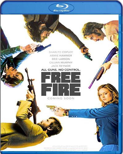 Free Fire [2016] [BD25] [Subtitulado]