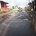 Ruas esburacadas em Manaus traz caos a população