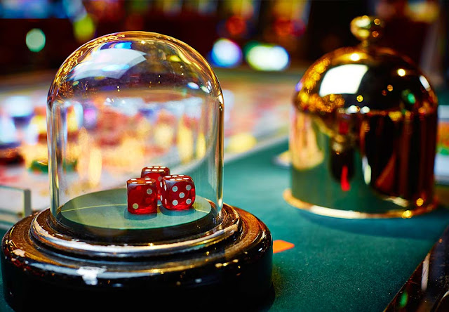 Permainan Live Casino Sic Bo ( Dadu )