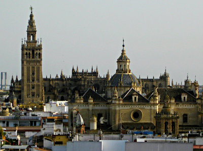Seville Cathedral and Giralda