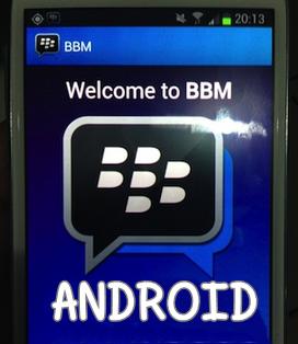 Download BBM Masa kini Gratis APK Terbaru 2016